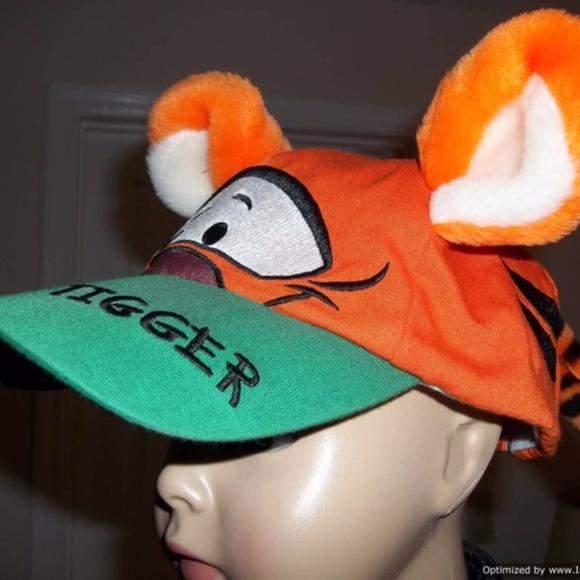 cd8d0592413 Disney Other - Disney Winnie The Pooh Tigger Toddler Baseball Cap